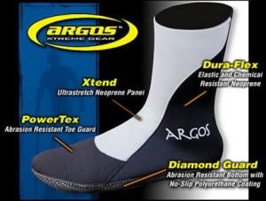 Fin Socks Argos