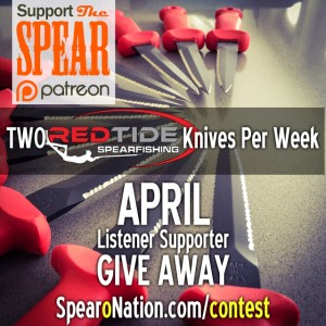 Red-Tide-Spearfishing-Listener-Supporter-Contest