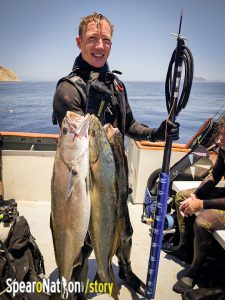 Dave Bond White Seabass Spearfishing Article-5